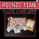 Long Vowel Game!  File Folder!!