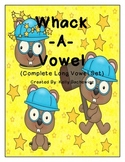 Long Vowel Game (Whack-A-Vowel: Complete Long Vowel Set)