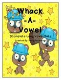 Long Vowel Game (Whack-A-Vowel: Complete Long Vowel Set)