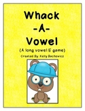 Long Vowel Game (Whack-A-Vowel: Long E)
