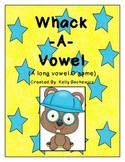 Long Vowel Game (Whack-A-Vowel: Long O)