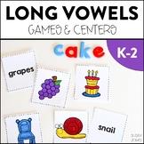 Long Vowel Games & Centers