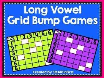 Long Vowel Grid Bump Games