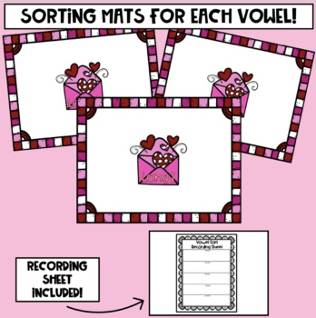 Long Vowel Heart Puzzles