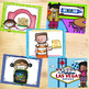 Long Vowel Hunt & Find PowerPoint Game - BUNDLE