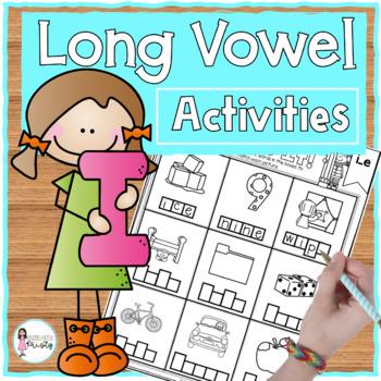Long Vowel I Activities