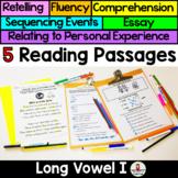 Long Vowel I Reading Comprehension Passage