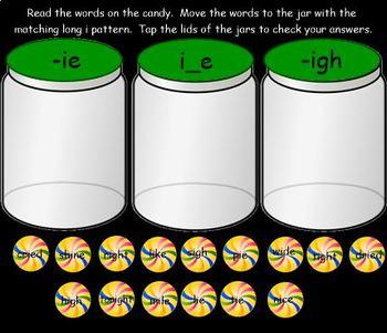 *Long Vowel Instruction for the SMART Board Bundle