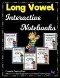 Long Vowel Interactive Notebook BUNDLE