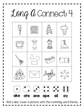 Long Vowel Interactive Phonics Resource Bundle