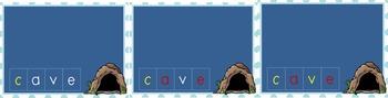 Long Vowel Interactive Presentations for Explicit Instruction (a-e edition)