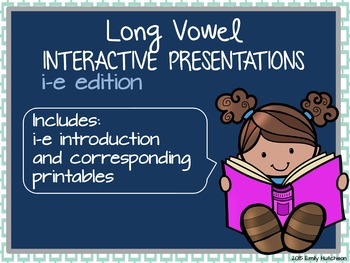 Long Vowel Interactive Presentations for Explicit Instruct