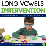 Long Vowel Intervention