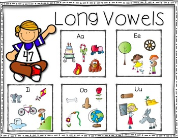 Long Vowel MEGA Pack