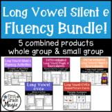 Long Vowel Silent E Bundle! {Small Group Instruction and I