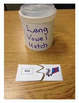 Long Vowel Match
