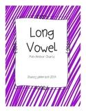 Long Vowel Mini Anchor Charts