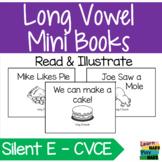 Long Vowel Mini Books- Silent E/CVCE