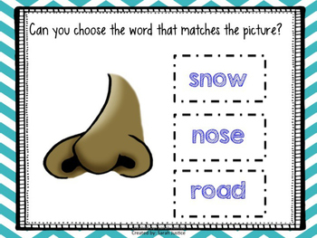 Long Vowel (O) Interactive Power-Point