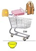 Long Vowel O Shopping Game