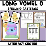 Long Vowels - O Vowel Teams OA & OW Spelling Patterns