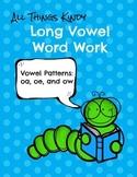 Long Vowel Long O