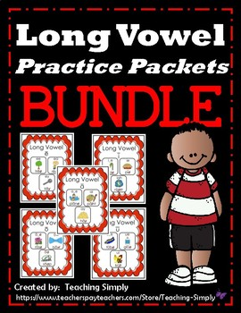 Long Vowel Packet BUNDLE