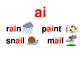 Long Vowel Pattern Posters