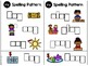 Long Vowel Pattern Write and Wipe Letterbox XL Task Cards