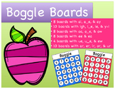 Word Work: Long Vowel Patterns & R-Controlled Vowels Boggle Boards