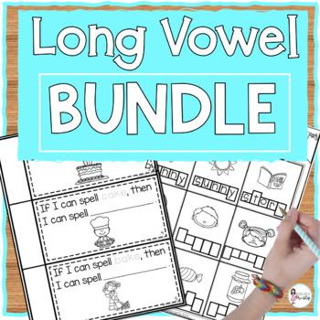 Long Vowel Phonics Activities *BUNDLE*