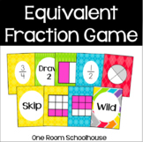 Equivalent Fraction Card Game