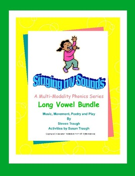 Phonics to the Core - Long Vowel Bundle from Singing My Sounds