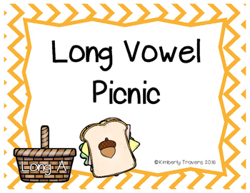 Long Vowel Picnic