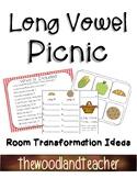 Long Vowel Picnic Unit *Room Transformation Ideas*