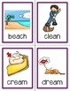 Long Vowel Picture Cards