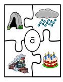 Long Vowel Picture Puzzle