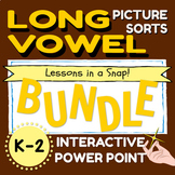 LONG VOWEL PICTURE SORT BUNDLE