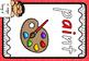 Long Vowel Play Dough Mats - Queensland font