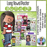 Long Vowel Poster Bundle