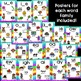 Long Vowel Posters & Matching Game Cards!