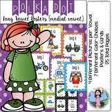 Long Vowel Posters_Medial Vowel Sound (polka dots)