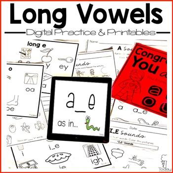 Long Vowel Practice