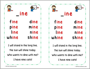 Long Vowel Practice with Warm-Up Cards