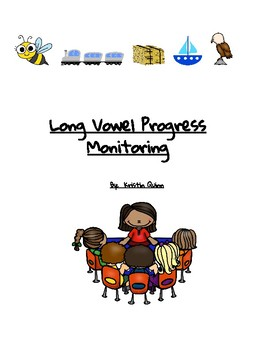 Long Vowel Progress Monitoring