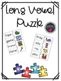 Long Vowel Puzzle