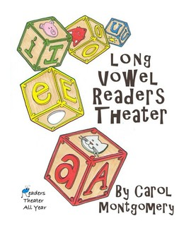 Long Vowel Readers Theater Collection, Vol 1 (Coming Late Summer)
