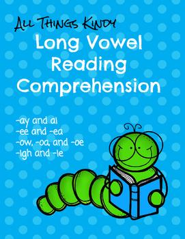 Long Vowel Reading Comprehension
