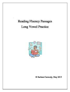 Long Vowel Reading Fluency Practice