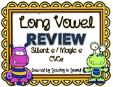 Long Vowel Review (CVCe/ Silent e/ Magic e)
